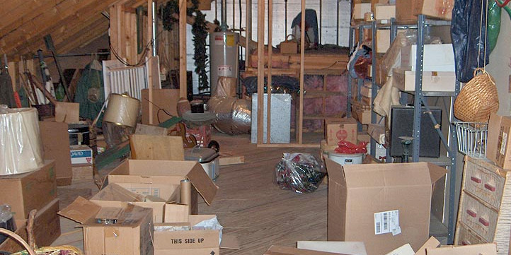 Attic Clean Out Attic Junk Clean Out Services