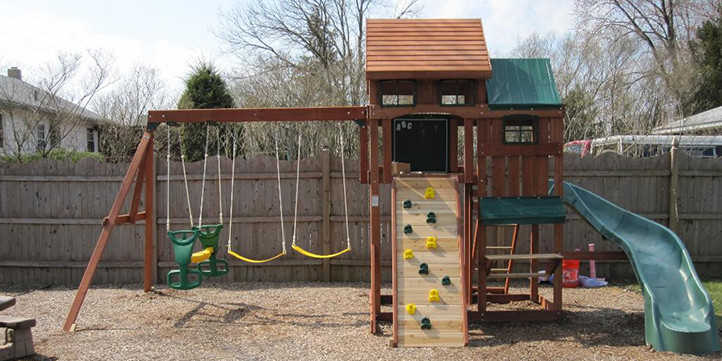 Swing Set Removal Play Set Removal